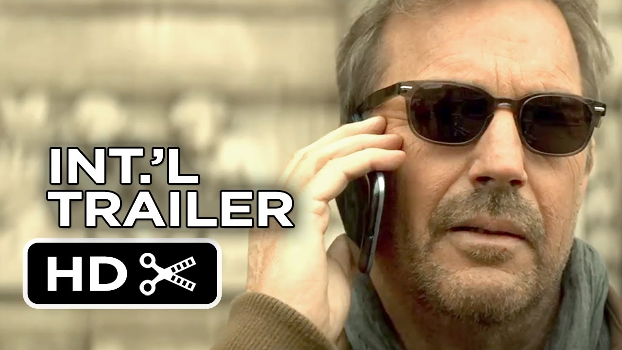 3 Days To Kill International Trailer #1 (2014) - Kevin Costner Movie HD