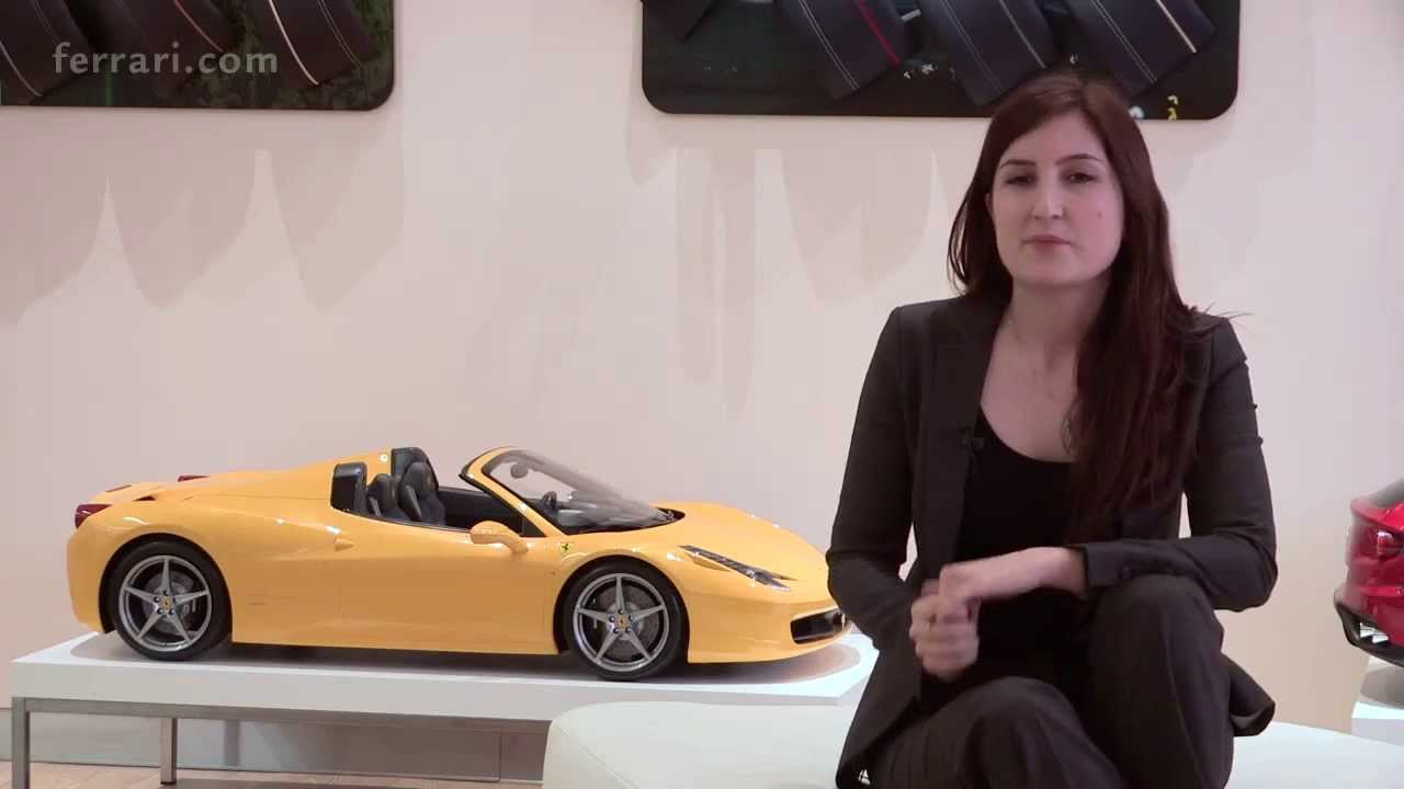 Car Design How To Become A Ferrari Graduate Youtube