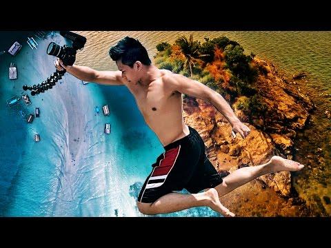 Secret Islands in the Philippines! Island Hopping Malilipot   Banzski 030 ALBAY 3/4