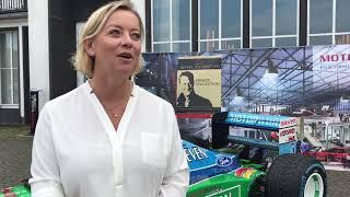 Schumi-Managerin Sabine Kehm über Mick Schumacher in Spa 2017