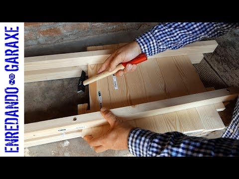 Even simpler wooden clamps