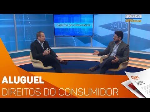 Direitos do Consumidor: Aluguel - TV SOROCABA/SBT