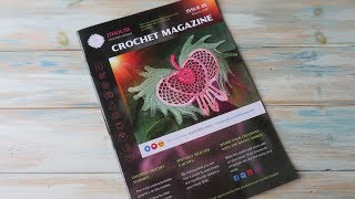 I am SO in love with this crochet magazine. Find out what's inside as I share the secrets of the very talented JTHouse designer Julia Tushnicka. Find out more at ...