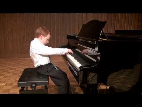 "Josh Stanczak -""When the Frog Goes Wandering"" by Jeno Takacs"