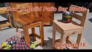 simple bar stools 2x4 bar stool