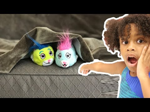 Hide & Seek  Playtime with ZhuZhu Pets