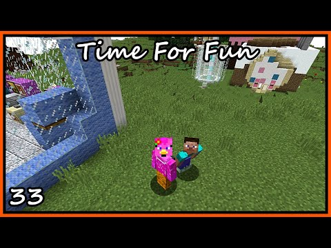 Time For Fun 33- Time To Make Party Supplies!