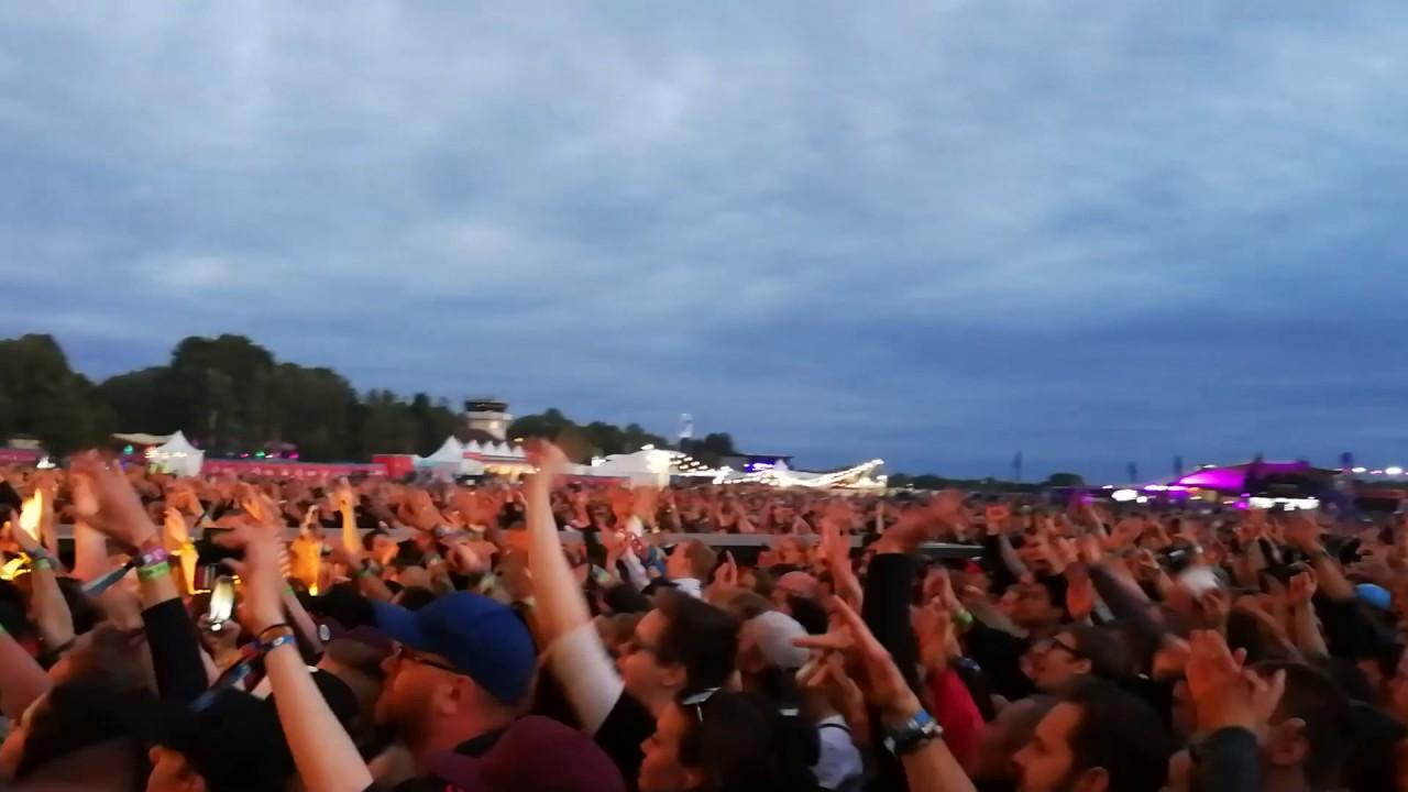 Bråvalla Linkin Park Spel