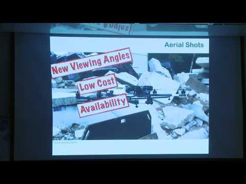 "Digit 2017: Innovative drone applications for journalism- ד""ר ג'סיקה קושארד"