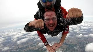 Michel Bird - Tandem Skydive At Skydive Indianapolis