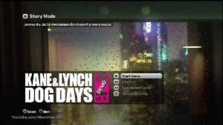 Kane & Lynch 2: Dog Days - First Demo Gameplay: Story Mode | HD