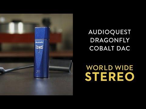 Review: AudioQuest DragonFly Cobalt USB DAC Headphone Amplifier