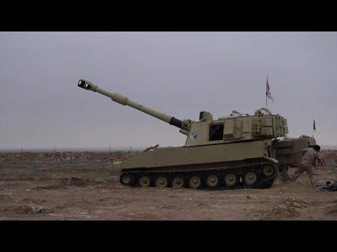 ISと戦う米軍の最前線で シリア撤収に不安
