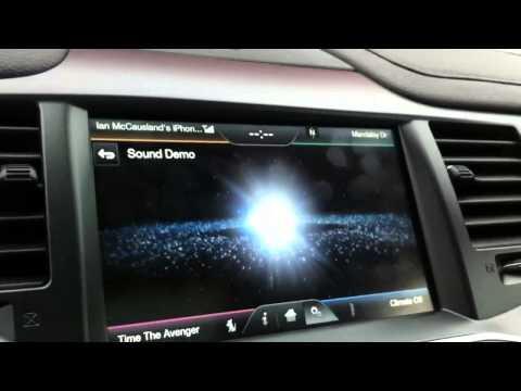 The Lincoln THX demo