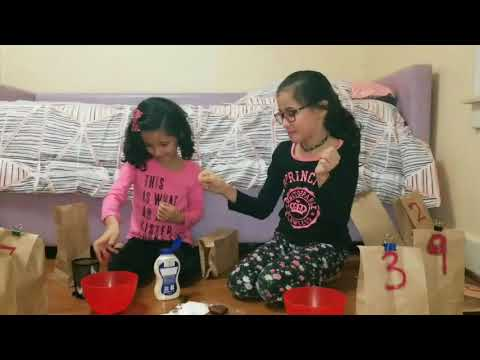 DIGUSTING SMOOTHIE CHALLENGE (SHE LIKED IT!!!!)