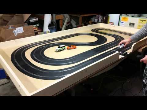 Scalextric  Drift  Track