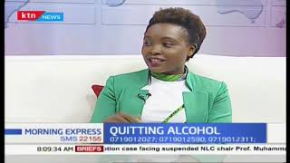 Black and White: Quitting Alcohol |Morning Express