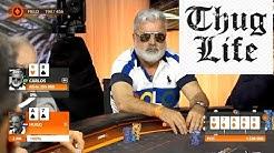 Poker Breakdown: Tripling Up Without  Showdown!