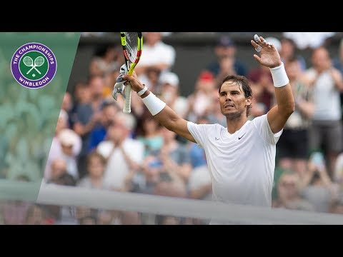 Rafael Nadal vs Nick Kyrgios | Wimbledon 2019 | Full Match