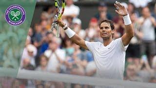 Rafael Nadal vs Nick Kyrgios | Wimbledon 2019 | Full Match