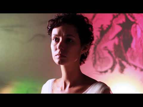 """Katerina is a lead actress in a short film """"Morning in the Evening"""", Ukraine"""