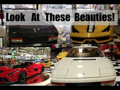 Visiting the Swap Shop in Ft. Lauderdale Florida! | Exotic Car Museum [Vlog]