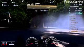 Défi F1 Ferrari | Tokyo R246 Inversé | Gran Turismo 5