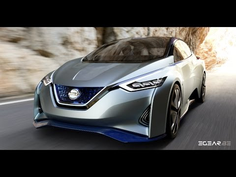 nissan ids concept leaf 2 0 youtube. Black Bedroom Furniture Sets. Home Design Ideas