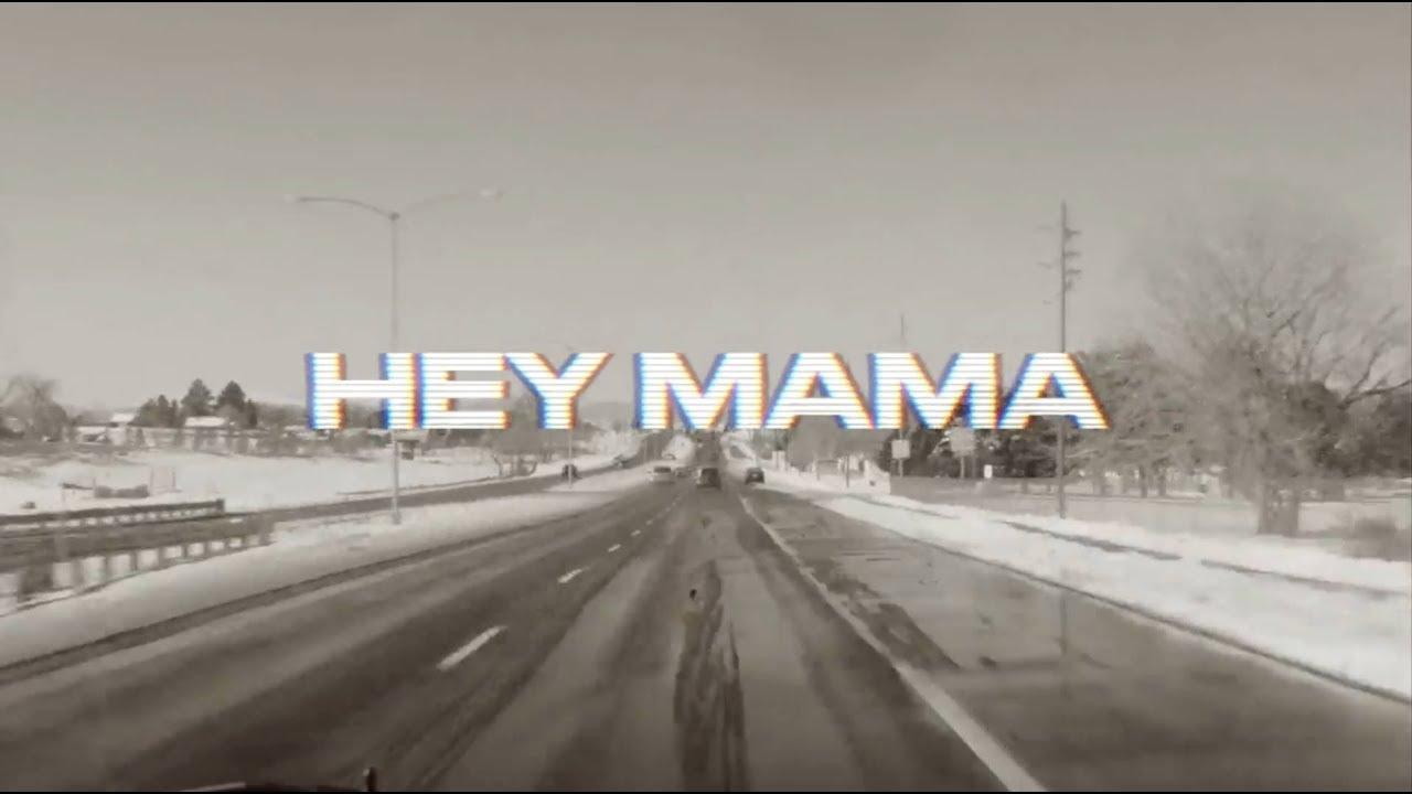 Nathaniel Rateliff & The Night Sweats - Hey Mama (Lyric Video)