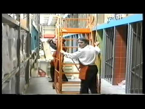 B&Q Dearne Valley Store Opening 2001