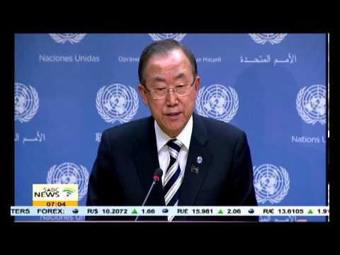 UN chief gives clarity on Zimbabwe sanctions
