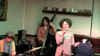 5月18日 Jazz Live Barグラバー邸 臼井優子 Mistu.