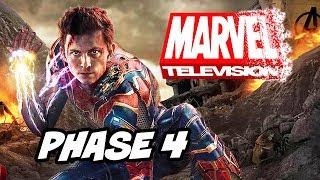 Why Marvel Is Ending All Marvel TV Series - Marvel Phase 4 Breakdown