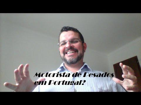 Motorista de Pesados em Portugal? - 9º Luciano Brito Responde