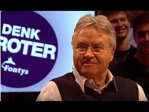 Denk Groter Debat met Guus Hiddink
