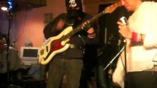 チョップ一郎率いる中津セックスピストルズによる2008年大晦日ライ...