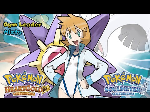 Pokemon HeartGold/SoulSilver - Battle! Kanto Gym Leader ...