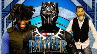 BLACK PANTHER PARODY! Epic Marvel Movie Spoof