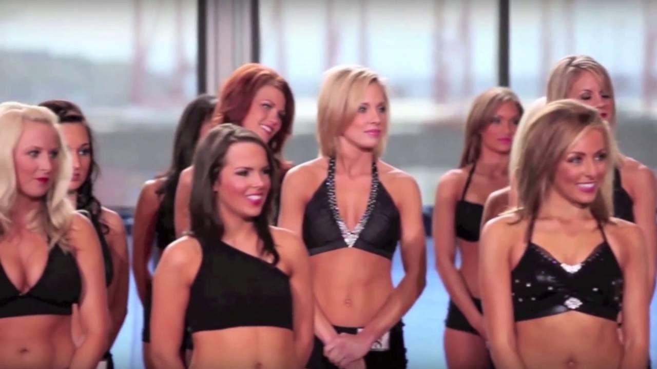 Cheerleader audition