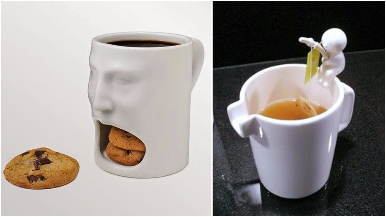 Unique coffee mugs and tea cups