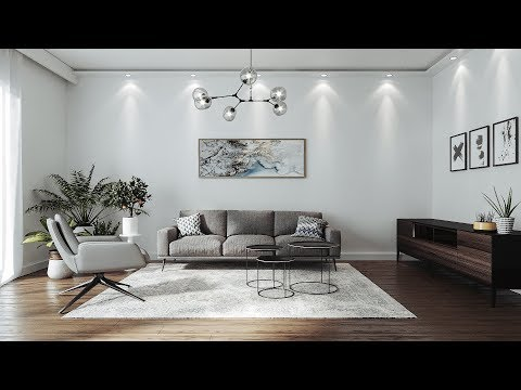 Step By Step 3dsMax Corona Render Photoshop Post Production (Best Tutorial)