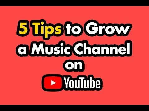 Tips To Grow Cover Songs Youtube Channel How To Grow A Music Channel In Hindi Youtube