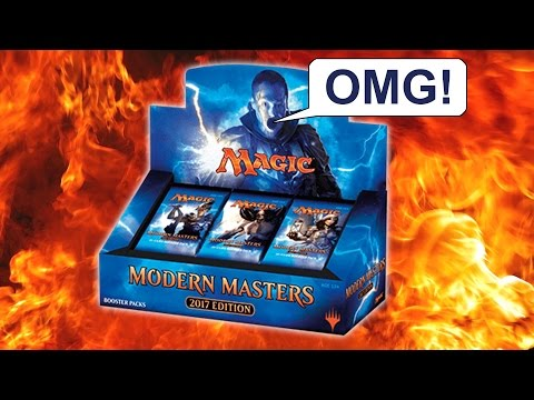 INSANE Modern Masters Box Opening! $$$$