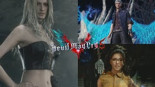 Devil May Cry 5 - Stream Highlights 😄😎