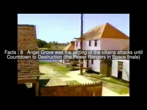 Angel Grove Top  #14 Facts