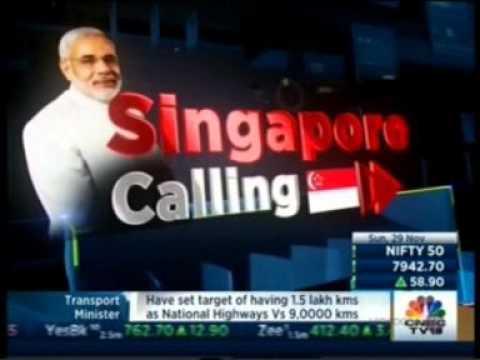 Gunit Chadha, Deutsche Bank AG - CNBC TV18 - Singapore Calling (Full episode)
