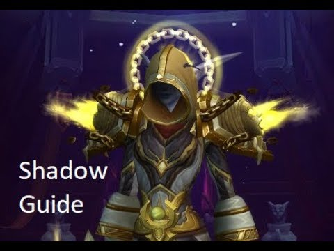Shadow Priest Guide 7.3 ToS