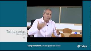 Sergio Moreno (Tides-ULPGC) - Breve análisis de la situación turística actual de Canarias