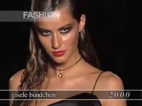 Gisele Bündchen History 1998 2004 by Fashion Channel