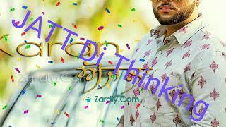 jatt di thinking song by karan geeta di mechine music jeepjandu new punjabi song 2019